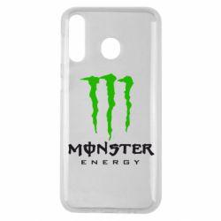 Чехол для Samsung M30 Monster Energy Classic