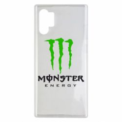 Чехол для Samsung Note 10 Plus Monster Energy Classic