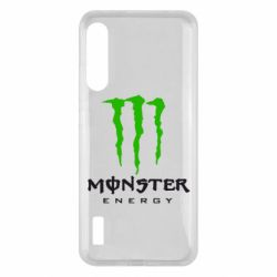 Чохол для Xiaomi Mi A3 Monster Energy Classic