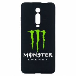 Чехол для Xiaomi Mi9T Monster Energy Classic