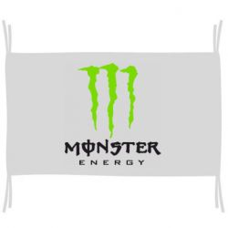 Флаг Monster Energy Classic
