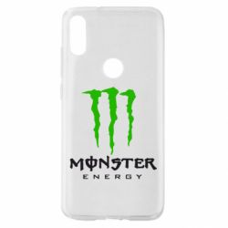 Чехол для Xiaomi Mi Play Monster Energy Classic