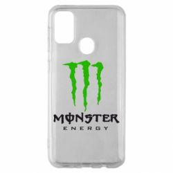 Чехол для Samsung M30s Monster Energy Classic