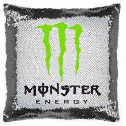Подушка-хамелеон Monster Energy Classic