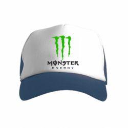 Дитяча кепка-тракер Monster Energy Classic