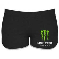 Женские шорты Monster Energy Classic - FatLine