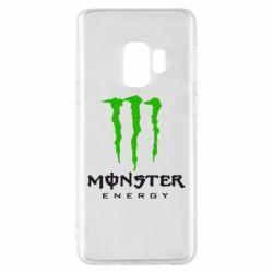 Чехол для Samsung S9 Monster Energy Classic