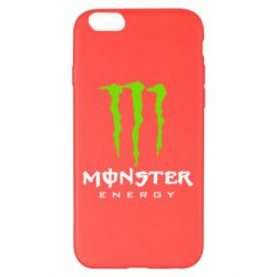 Чехол для iPhone 6 Plus/6S Plus Monster Energy Classic