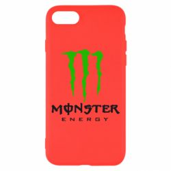 Чехол для iPhone 7 Monster Energy Classic