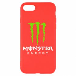 Чехол для iPhone 8 Monster Energy Classic