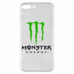 Чехол для iPhone 8 Plus Monster Energy Classic