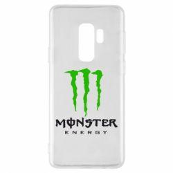 Чехол для Samsung S9+ Monster Energy Classic