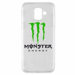 Чохол для Samsung A6 2018 Monster Energy Classic