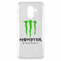 Чохол для Samsung A6+ 2018 Monster Energy Classic