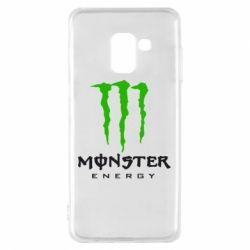 Чохол для Samsung A8 2018 Monster Energy Classic