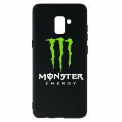 Чохол для Samsung A8+ 2018 Monster Energy Classic