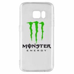 Чехол для Samsung S7 Monster Energy Classic