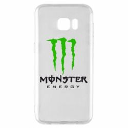 Чехол для Samsung S7 EDGE Monster Energy Classic