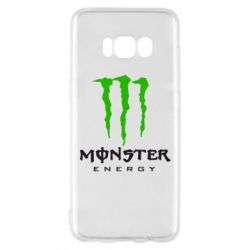 Чехол для Samsung S8 Monster Energy Classic