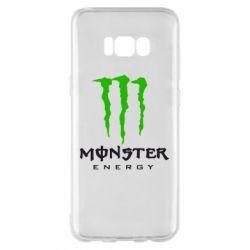 Чехол для Samsung S8+ Monster Energy Classic