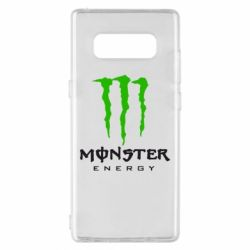 Чехол для Samsung Note 8 Monster Energy Classic