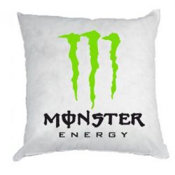 Подушка Monster Energy Classic