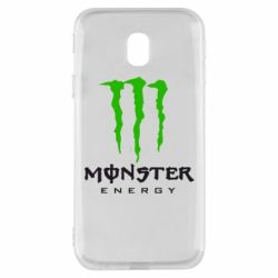 Чохол для Samsung J3 2017 Monster Energy Classic