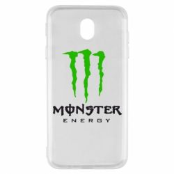 Чохол для Samsung J7 2017 Monster Energy Classic