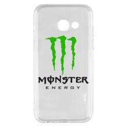 Чохол для Samsung A3 2017 Monster Energy Classic