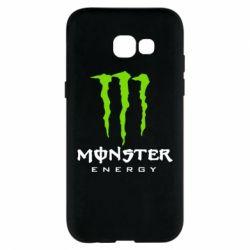 Чохол для Samsung A5 2017 Monster Energy Classic