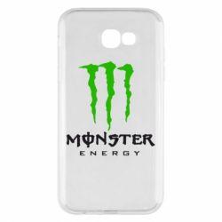 Чохол для Samsung A7 2017 Monster Energy Classic