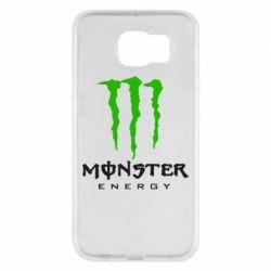Чехол для Samsung S6 Monster Energy Classic