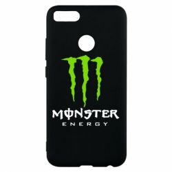 Чехол для Xiaomi Mi A1 Monster Energy Classic