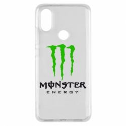 Чехол для Xiaomi Mi A2 Monster Energy Classic