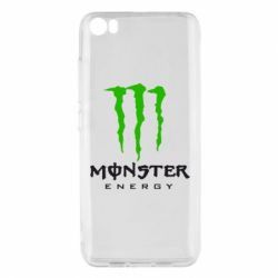 Чехол для Xiaomi Mi5/Mi5 Pro Monster Energy Classic