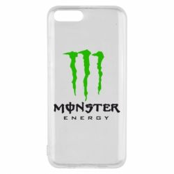 Чехол для Xiaomi Mi6 Monster Energy Classic