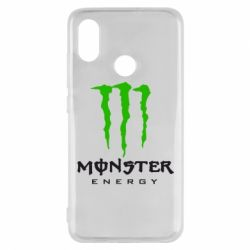 Чехол для Xiaomi Mi8 Monster Energy Classic