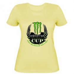 Женская Monster Energy Cup - FatLine
