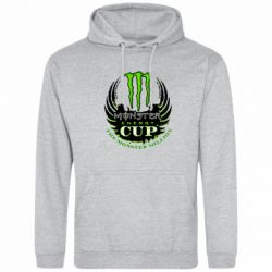 Толстовка Monster Energy Cup - FatLine