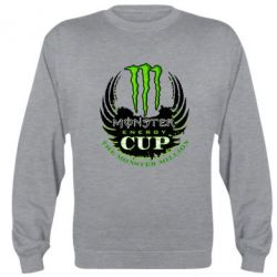 Реглан (свитшот) Monster Energy Cup - FatLine