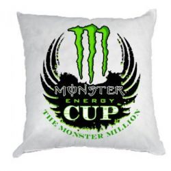 Подушка Monster Energy Cup - FatLine