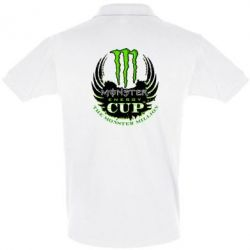 Футболка Поло Monster Energy Cup - FatLine