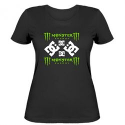 Женская Monster Energy DC Logo - FatLine