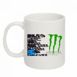 Кружка 320ml Monster Energy DC Shoes