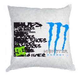 Подушка Monster Energy DC Shoes