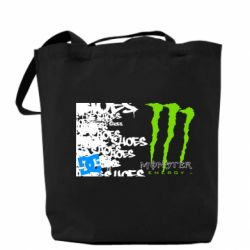 Сумка Monster Energy DC Shoes