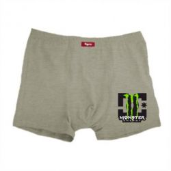 Мужские трусы Monster Energy DC - FatLine