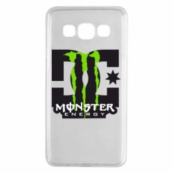 Чохол для Samsung A3 2015 Monster Energy DC