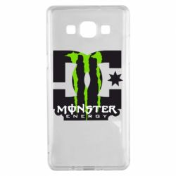Чохол для Samsung A5 2015 Monster Energy DC