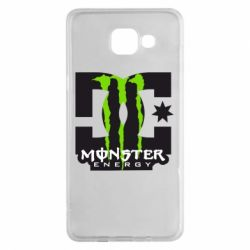 Чохол для Samsung A5 2016 Monster Energy DC